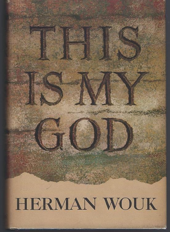 Image for THIS IS MY GOD