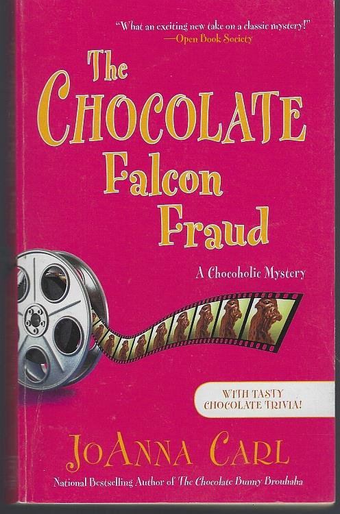 Image for CHOCOLATE FALCON FRAUD