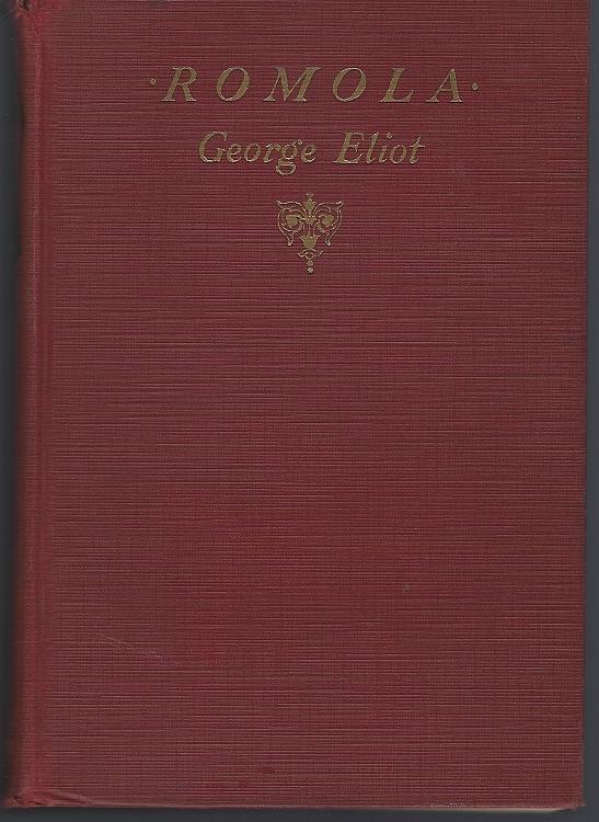 ROMOLA, Eliot, George