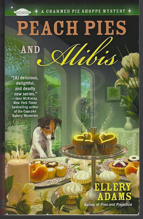 Image for PEACH PIES AND ALIBIS