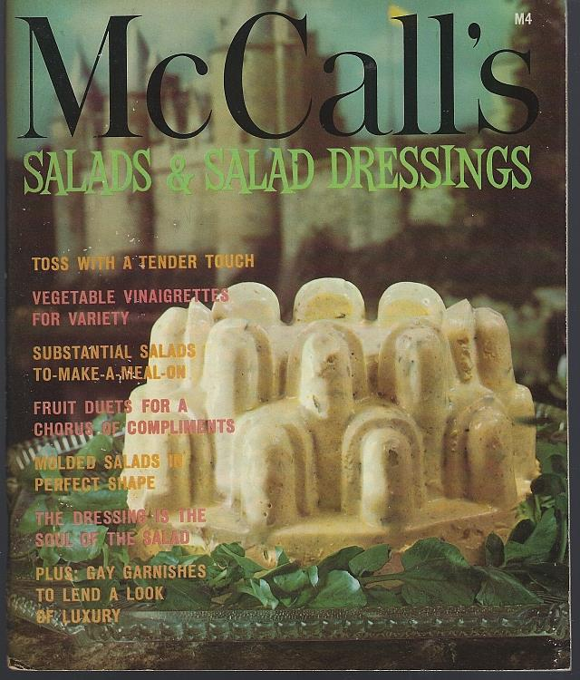 Image for MCCALL'S SALADS AND SALAD DRESSINGS