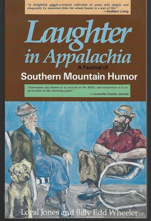 Image for LAUGHTER IN APPALACHIA A Festival of Southern Mountain Humor