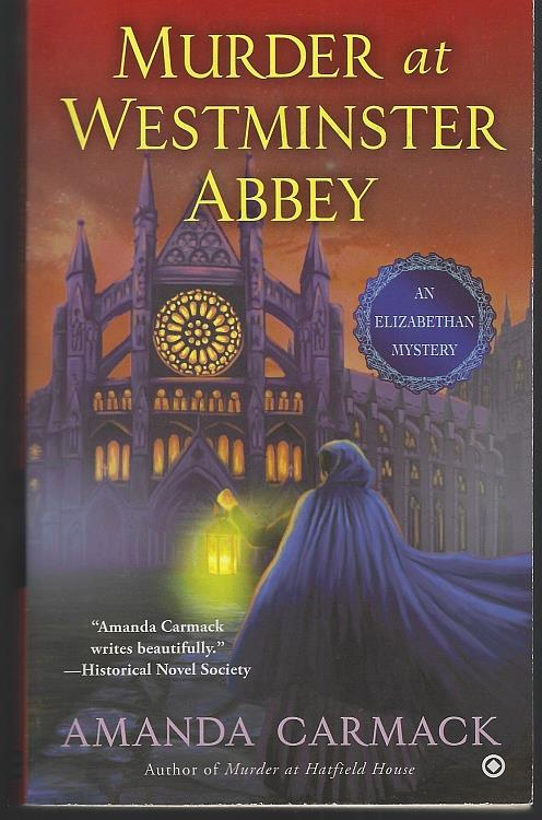 Image for MURDER AT WESTMINSTER ABBEY