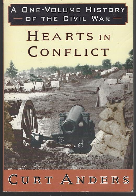 Image for HEARTS IN CONFLICT A One Volume History of the Civil War