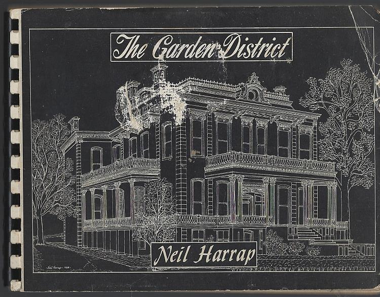 GARDEN DISTRICT OF NEW ORLEANS, Harrap, Carole and Neil