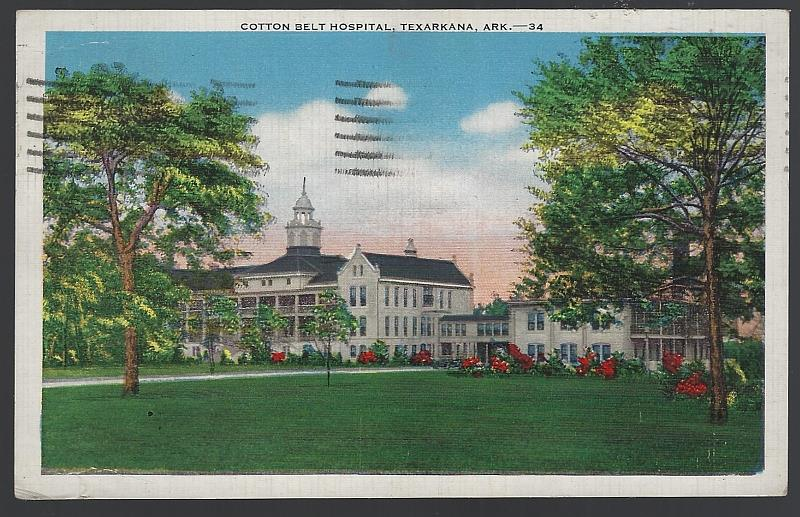 Image for COTTON BELT HOSPITAL, TEXARKANA, ARKANSAS