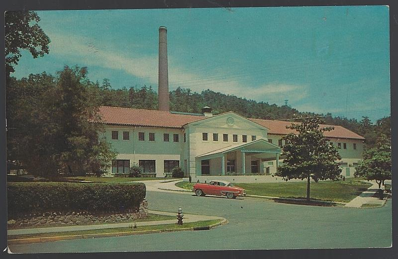 Image for LIBBEY MEMORIAL PHYSICAL MEDICINE CENTER, HOT SPRINGS, ARKANSAS