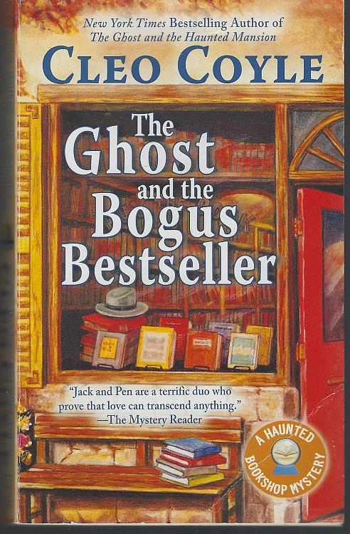 Image for GHOST AND THE BOGUS BESTSELLER
