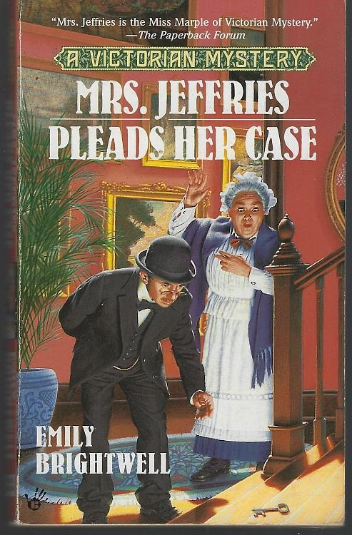 Image for MRS. JEFFRIES PLEADS HER CASE