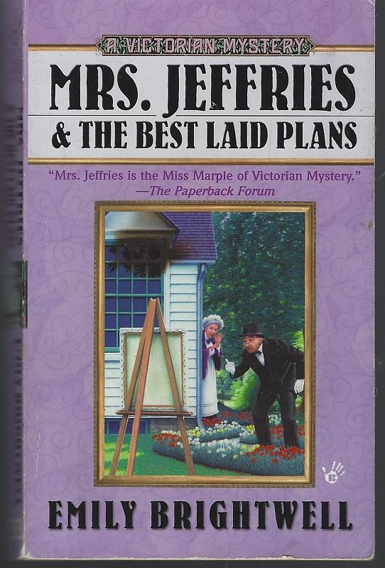 Image for MRS. JEFFRIES AND THE BEST LAID PLANS