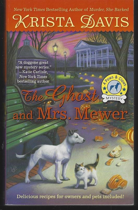 Image for GHOST AND MRS. MEWER