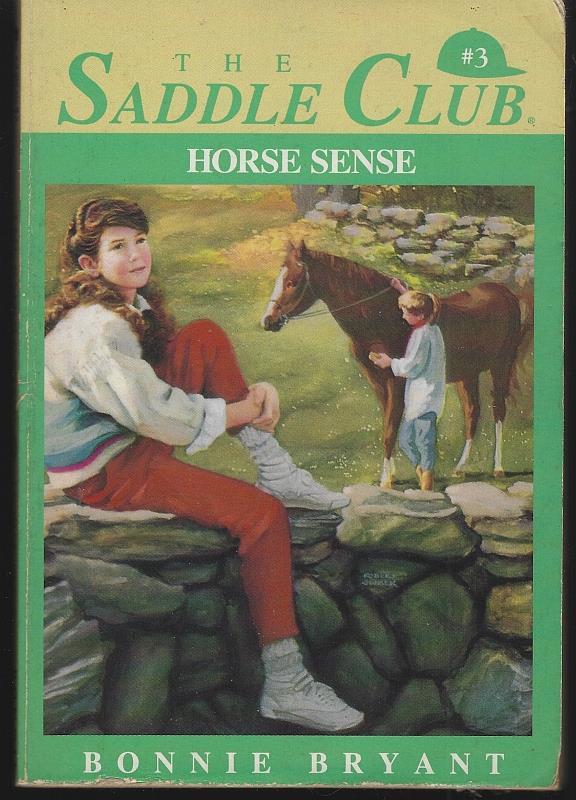 Image for HORSE SENSE