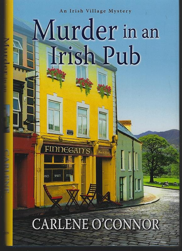 Image for MURDER AT AN IRISH PUB