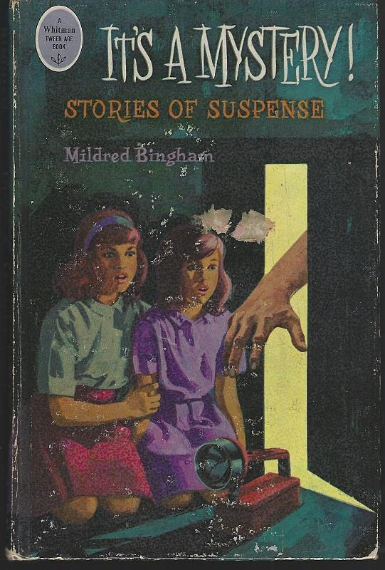 Image for IT'S A MYSTERY Stories of Suspense