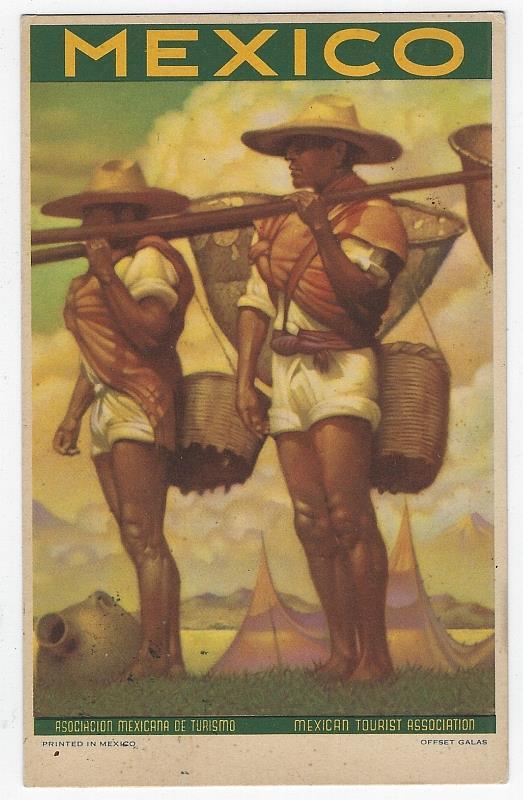 Image for MEXICO TOURIST ASSOCIATION, MASION RAMIREZ, MEXICO