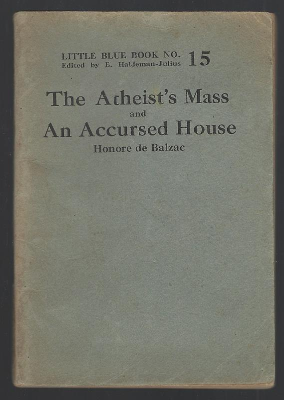 Image for ATHEIST'S MASS AND AN ACCURSED HOUSE LITTLE