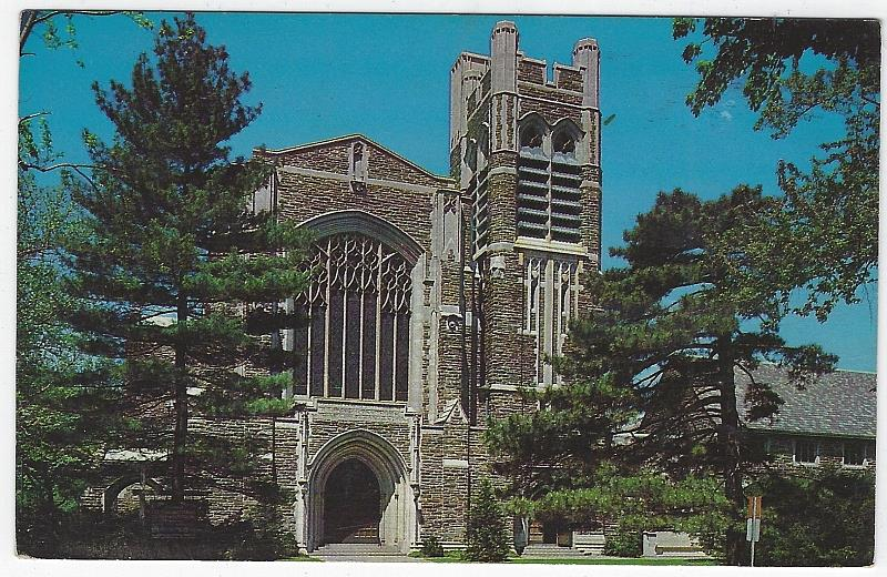Image for FIRST CONGREGATIONAL CHURCH, MONTCLAIR, NEW JERSEY