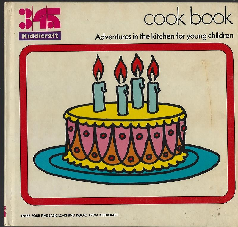 Image for COOK BOOK Adventures in the Kitchen for Young Children.