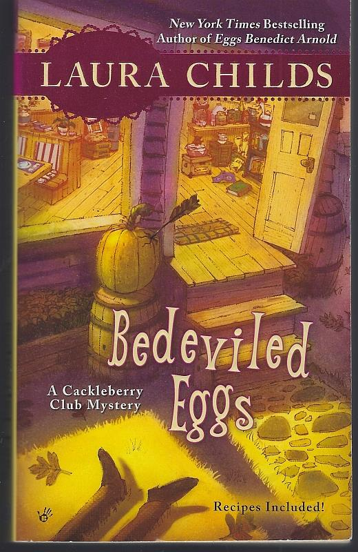 Image for BEDEVILED EGGS