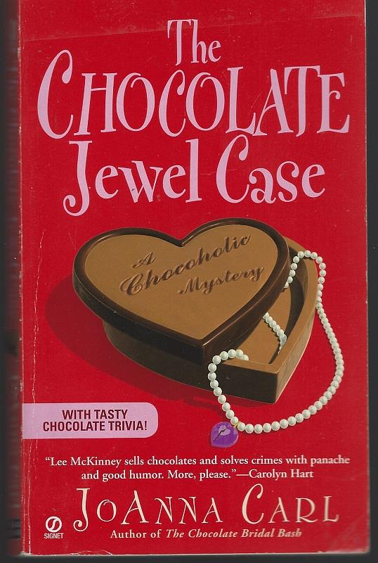 Image for CHOCOLATE JEWEL CASE