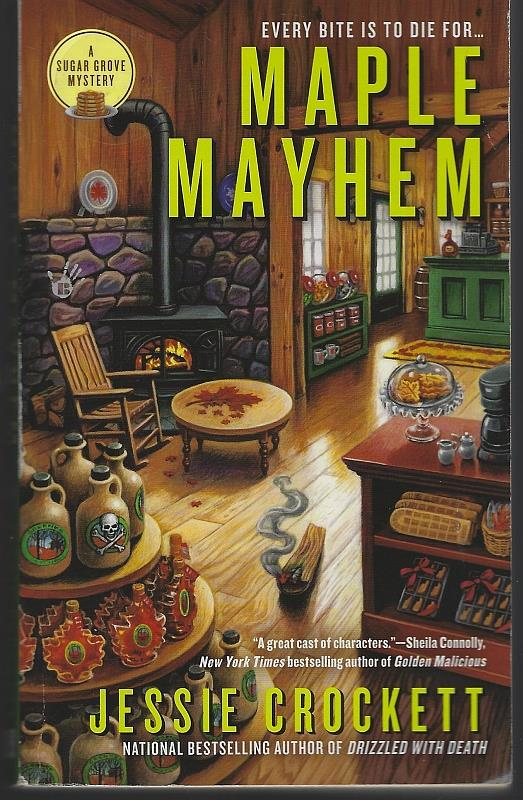 Image for MAPLE MAYHEM