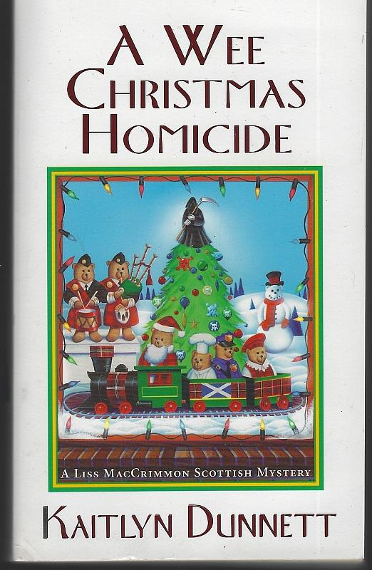 Image for WEE CHRISTMAS HOMICIDE