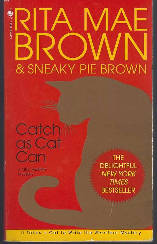 Image for CATCH AS CAT CAN