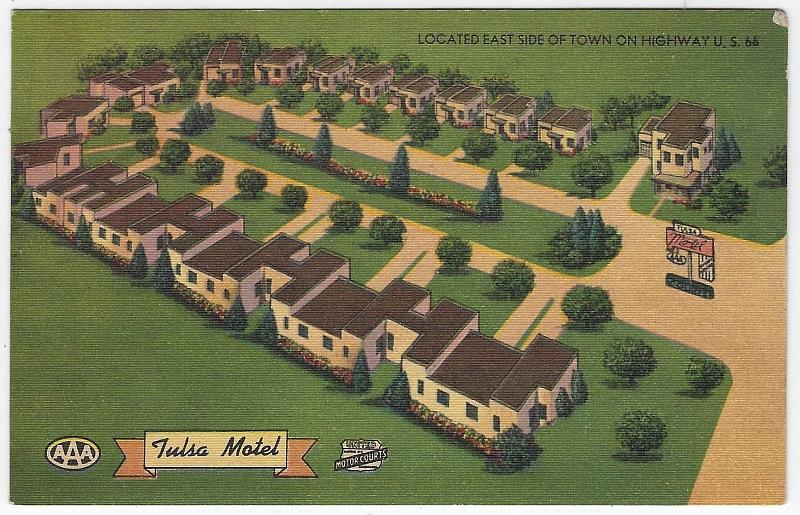 Image for TULSA MOTEL, TULSA, OKLAHOMA