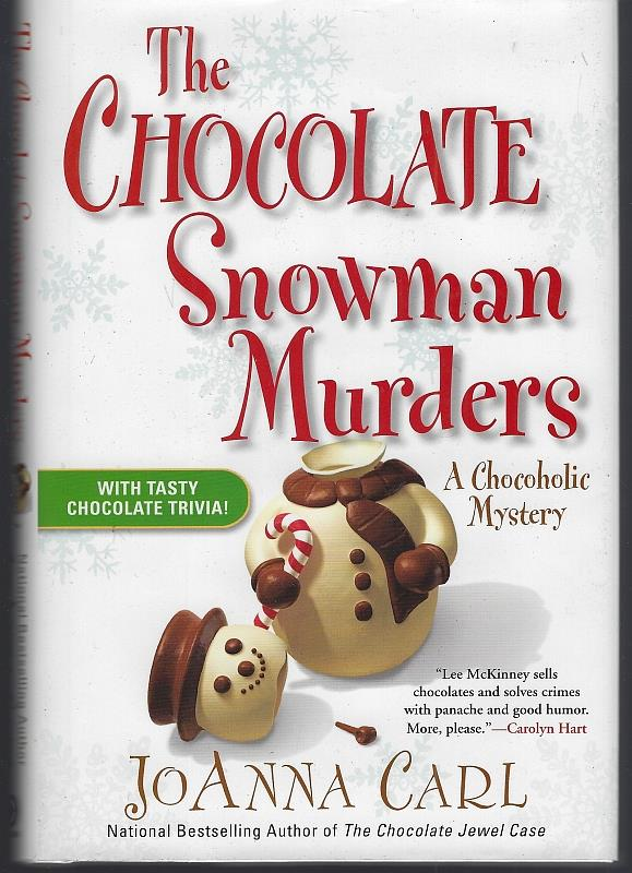 Image for CHOCOLATE SNOWMAN MURDERS