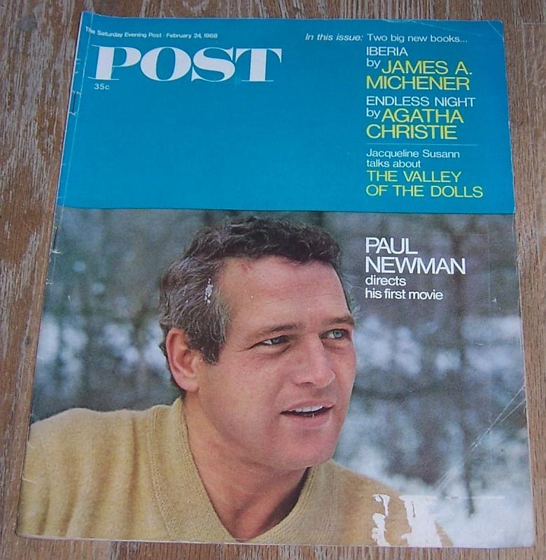Image for SATURDAY EVENING POST MAGAZINE FEBRUARY 24, 1968
