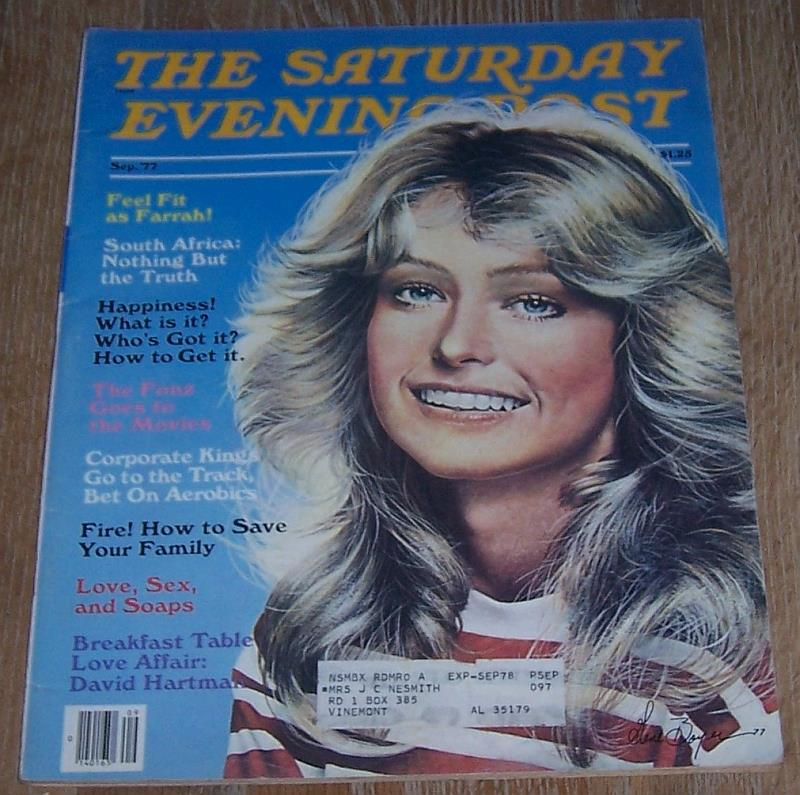 Image for SATURDAY EVENING POST MAGAZINE SEPTEMBER 1977