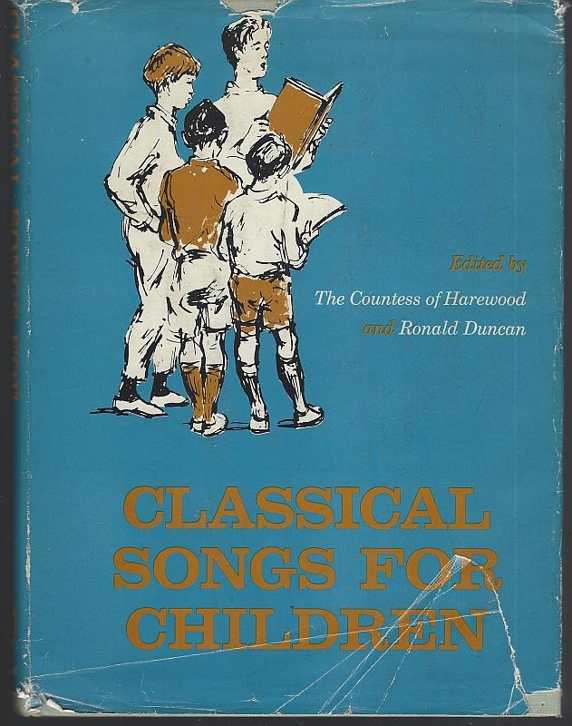 Image for CLASSICAL SONGS FOR CHILDREN