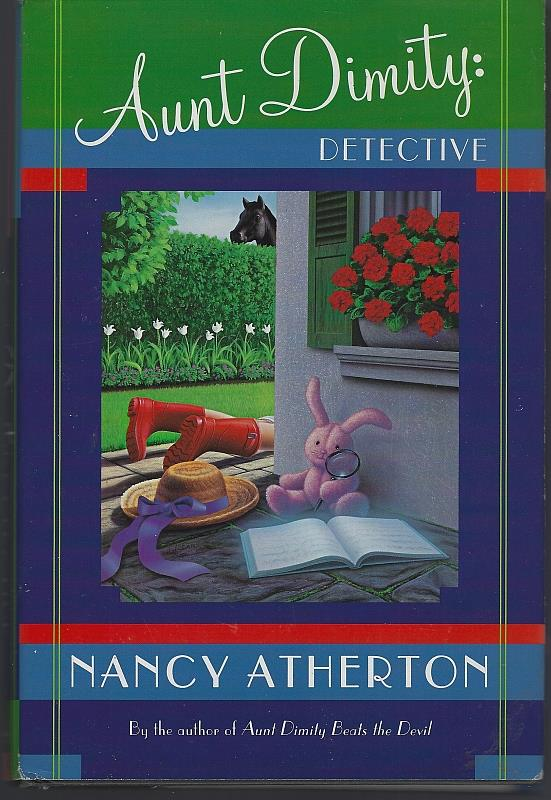 Image for AUNT DIMITY: DETECTIVE