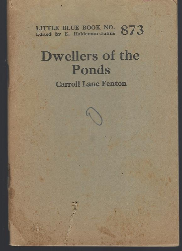 Image for DWELLERS OF THE PONDS