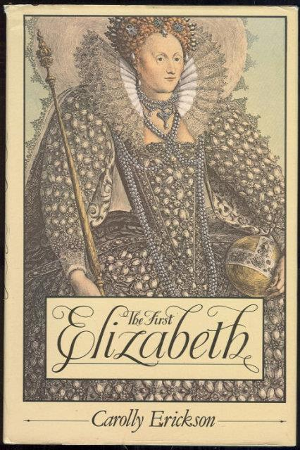 Image for FIRST ELIZABETH
