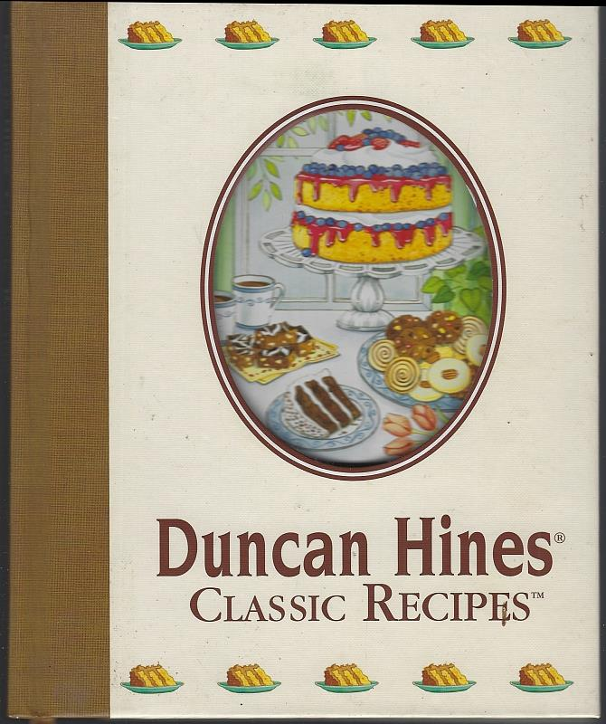 Image for DUNCAN HINES CLASSIC RECIPES