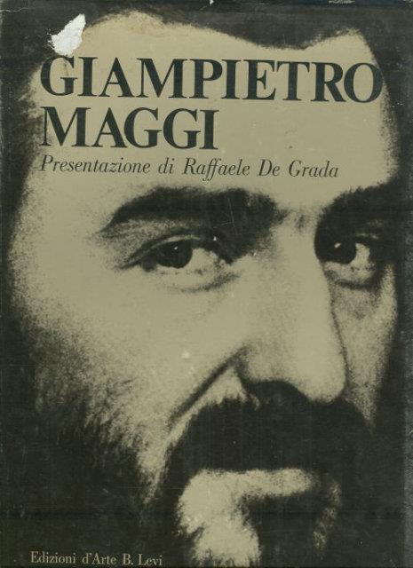 Image for GIAMPIETRO MAGGI Presentazione Di Raffaele De Grada