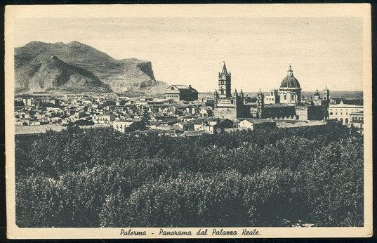 Image for PANORAMA OF PALERMO, SICILY, ITALY
