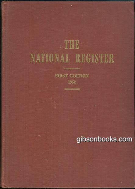NATIONAL REGISTER Pertinent Facts about Colored Americans, Johnson, T. J.