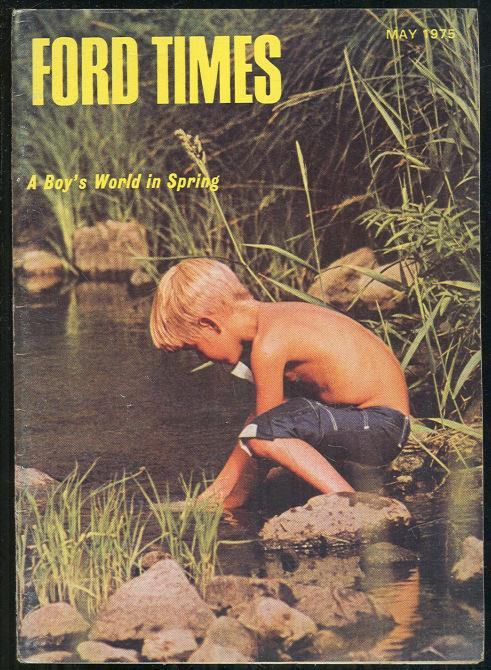 FORD TIMES MAY 1975, Ford Motor Company