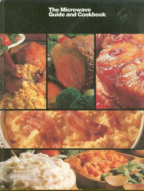 MICROWAVE GUIDE AND COOKBOOK, Hansen, Diana Williams editor