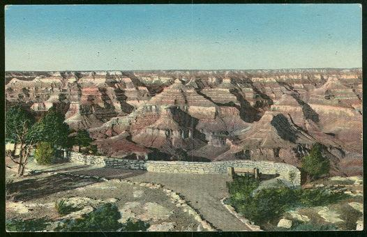 Image for NORTH FROM VERKAMP'S GRAND CANYON, ARIZONA