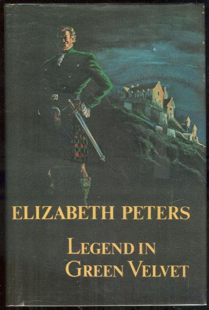 LEGEND IN GREEN VELVET, Peters, Elizabeth