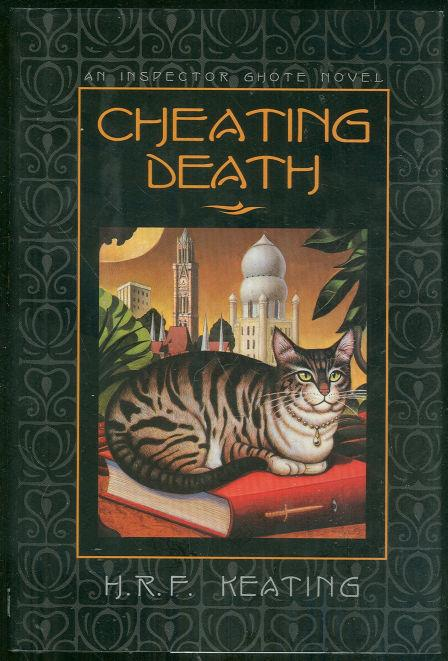 Image for CHEATING DEATH A Inspector Ghote Novel