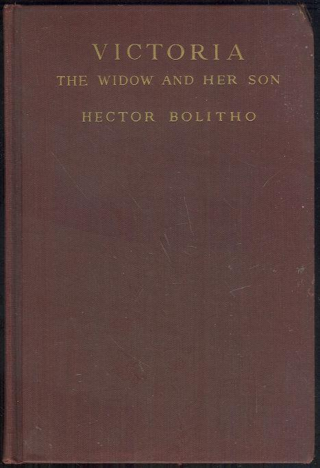 Image for VICTORIA, THE WIDOW AND HER SON