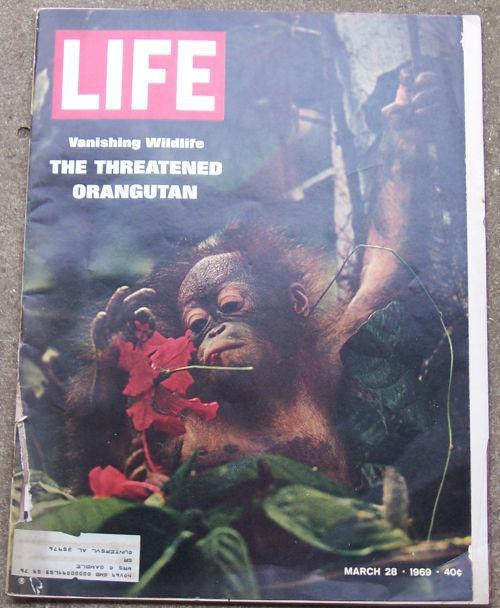 LIFE MAGAZINE MARCH 28, 1969, Life Magazine