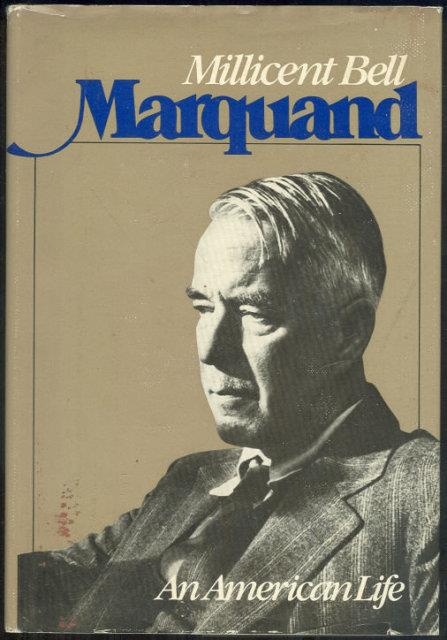 MARQUAND An American Life, Bell, Millicent