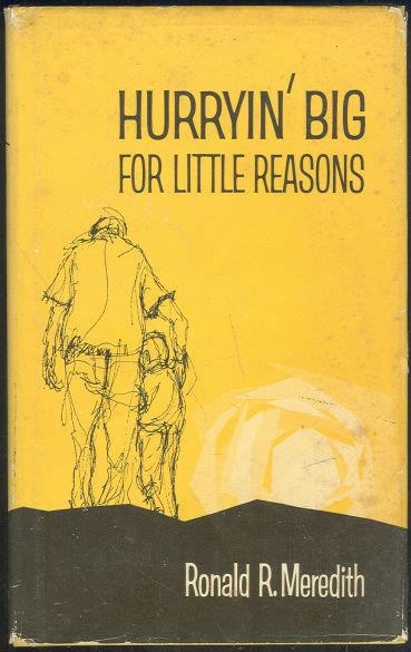 Image for HURRYIN' BIG FOR LITTLE REASONS