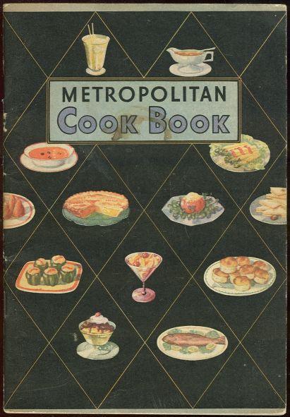 METROPOLITAN COOK BOOK, Metropolitan Life Insurance