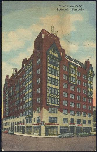 Image for HOTEL IRVIN COBB, PADUCAH, KENTUCKY